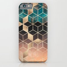 Ombre Dream Cubes Slim Case iPhone 6