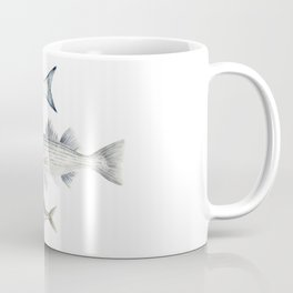 New England Fish Trio Coffee Mug