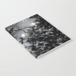 Starry Night Sky Notebook
