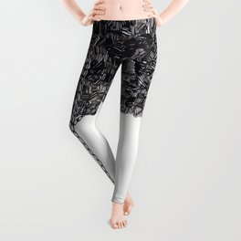 lightness of gravity Leggings