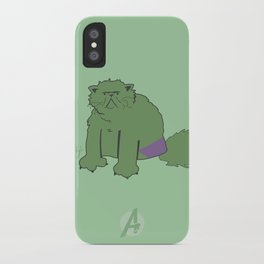 The Incatable Hulk iPhone Case