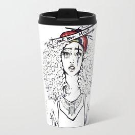 #STUKGIRL SKY Travel Mug