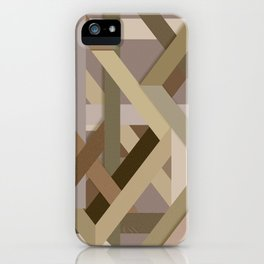 Abstract #379 iPhone Case