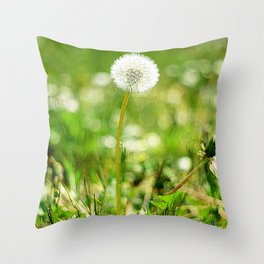 I WANT TO BE LOVED TOO Throw Pillow