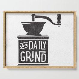DAILY GRIND Serving Tray