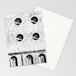 Sidewalk Abstract Stationery Cards