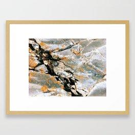 Natural Texture Framed Art Print