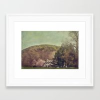 renaissance Framed Art Prints featuring Renaissance by Maggie Green