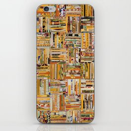 Mit Hopfen (With Hops) iPhone Skin
