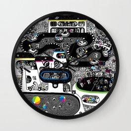 Koalarama Wall Clock