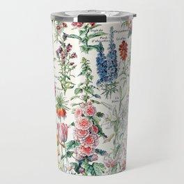Adolphe Millot - Fleurs pour tous - French vintage poster Travel Mug