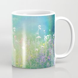Mountain Wildflowers Coffee Mug