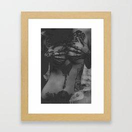 Vana Framed Art Print