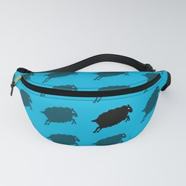 Angry Animals: Sheep Fanny Pack