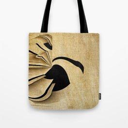 Ride The Swan Tote Bag