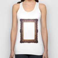 frame Tank Tops featuring Frame by GetNaked