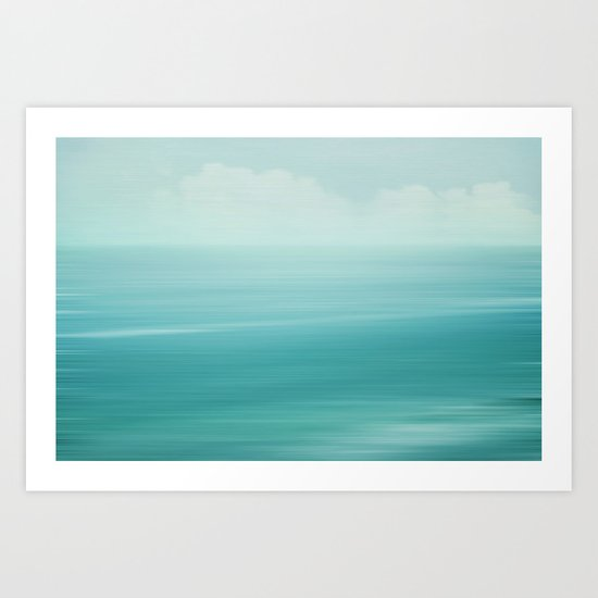 Dedicated to Summer Art Print