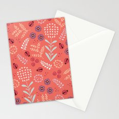 Little Ladybugs Stationery Cards