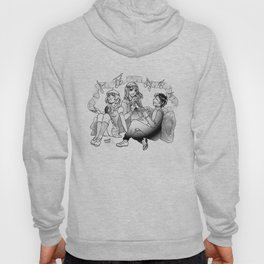 Music - crossover Hoody