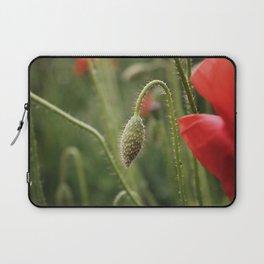 flower photography by Skyla Design Laptop Sleeve