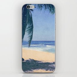 Island Feel iPhone Skin