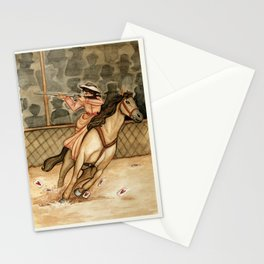 Annie Oakley and Target Stationery Cards