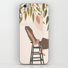 Chill Day iPhone Skin