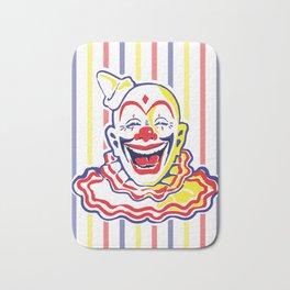 Clown Classic Circus Clown Bath Mat