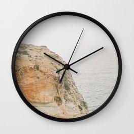 Malta Minimalism Wall Clock