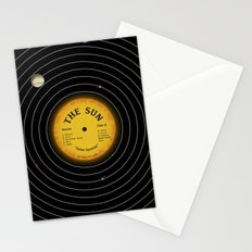 Solar System LP Stationery Cards