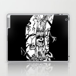 The Hungry Woods Laptop & iPad Skin