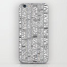 Birch forest iPhone Skin