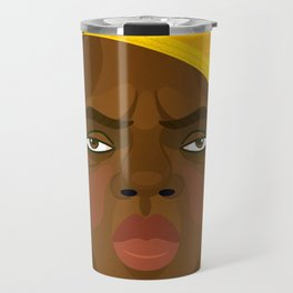 Notorious Big Travel Mug