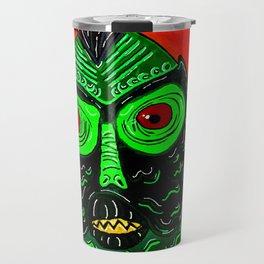 crass monster Travel Mug