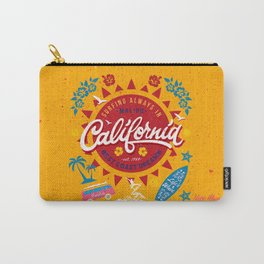 California West Coast Dreamin Carry-All Pouch