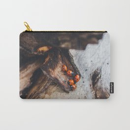 Lucky Ladybug Pile Carry-All Pouch