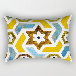 Moroccan Bliss #society6 #decor #buyart Rectangular Pillow