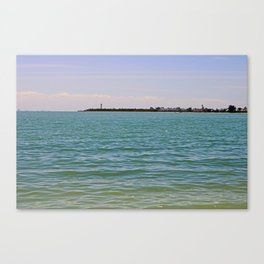 Sanibel Island Canvas Print