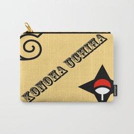 Konoha Uchiha Carry-All Pouch
