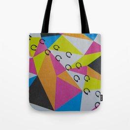 Trot Tote Bag