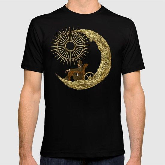 Moon Travel (Colour Option) T-shirt