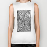 the xx Biker Tanks featuring XX by Krista Jaworski