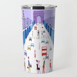 Champs-Élysées Travel Mug