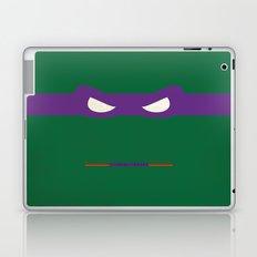 Purple Ninja Turtles Donatello Laptop & iPad Skin