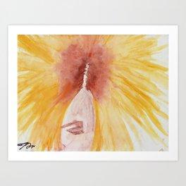 La Luz Nueva Art Print