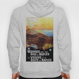 Vesuvius and the Gulf of Naples Hoody
