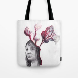 Me and the Devil Tote Bag