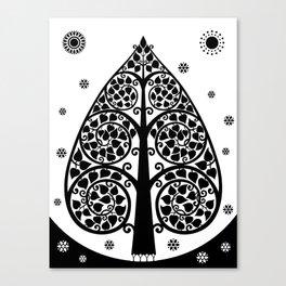 Bodhi Tree0507 Canvas Print