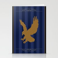 ravenclaw Stationery Cards featuring Ravenclaw by Winter Graphics