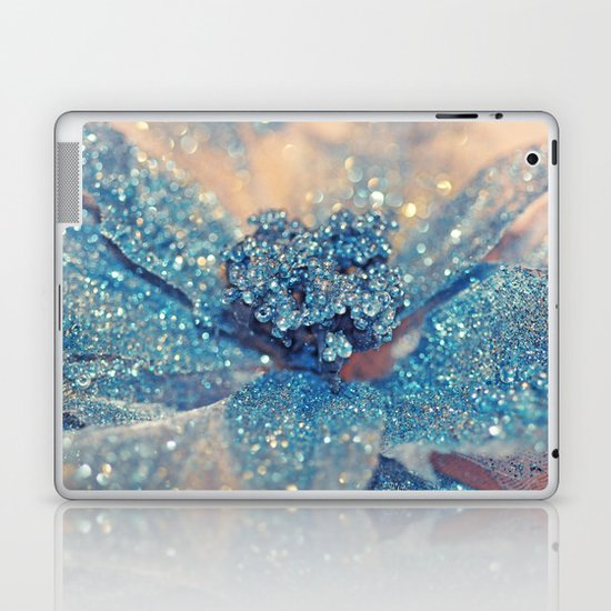 Her Winter... Laptop & iPad Skin